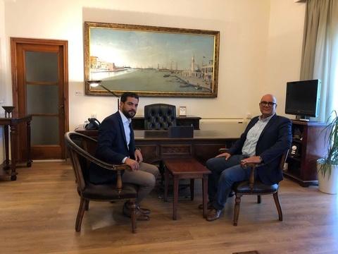 Ανέλαβε και επίσημα καθήκοντα Δημάρχου Χανίων ο Παναγιώτης Σημανδηράκης