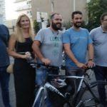 """Επιτυχημένη και φέτος η """"ημέρα χωρίς αυτοκίνητο"""" στα Χανιά"""