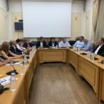 Στην Κρήτη ο Γ.Γ. Πολιτικής Προστασίας, για τα μέτρα εν' όψει του χειμώνα