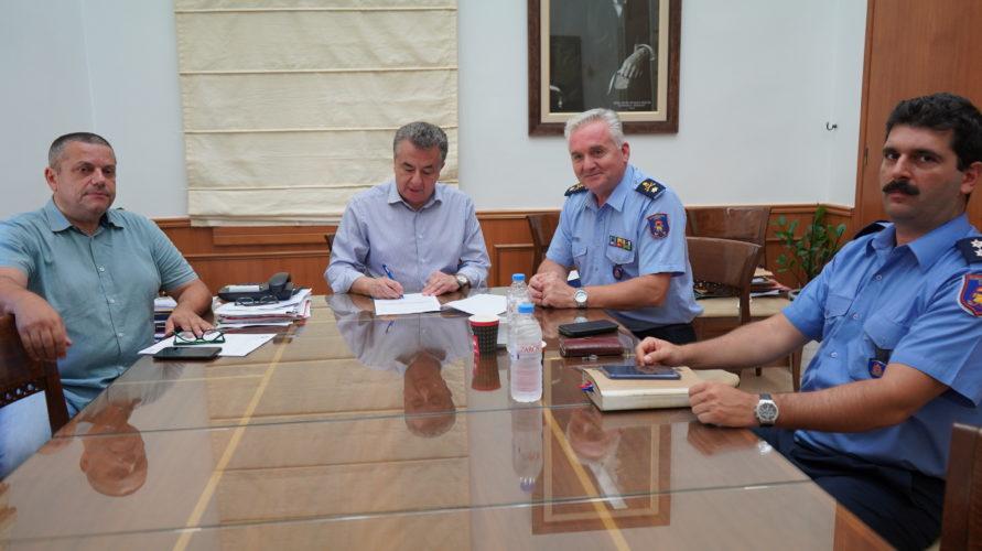 Ενάμισι εκ. ευρώ για εξοπλισμό στην Πυροσβεστική Υπηρεσία Κρήτης