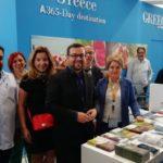 Επιτυχημένη η συμμετοχή της Περιφέρειας στην έκθεση για τον εναλλακτικό τουρισμό
