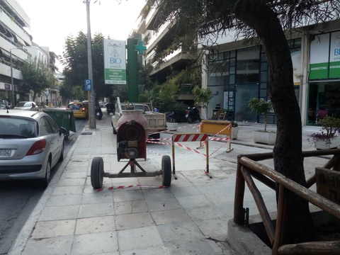 Ενεργοποίηση συνεργείων Δήμου Χανίων για τη βελτίωση της καθημερινότητας των δημοτών