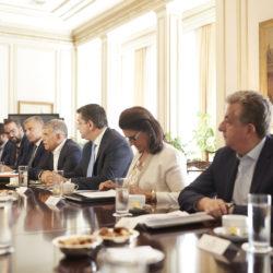 ΒΟΑΚ και έργα ανάπτυξης στην Κρήτη, έθεσε στον Πρωθυπουργό ο Σταύρος Αρναουτάκης
