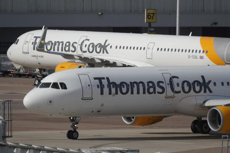 Τα μέτρα που λαμβάνονται για την αντιστάθμιση των συνεπειών από την κατάρρευση της Thomas Cook