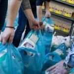 Διανομή τροφίμων-είδη υλικής συνδρομής στους ωφελούμενους ΤΕΒΑ