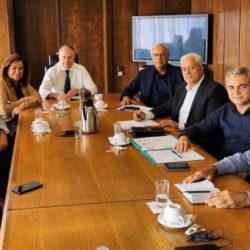 Με τον υπουργό Εσωτερικών συναντήθηκαν οι δήμαρχοι Αποκορώνου, Κανδάνου-Σελίνου και Κισάμου