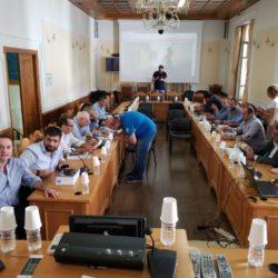 Από ένα tablet παρέλαβαν οι περιφερειακοί σύμβουλοι της Κρήτης