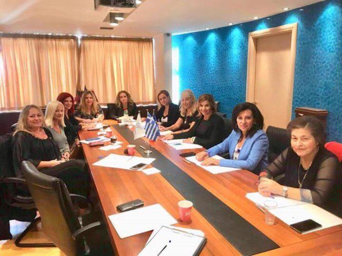 Συνεδρίασε στην Αθήνα το επιμελητηριακό όργανο για την γυναικεία επιχειρηματικότητα