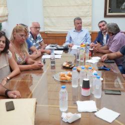 Σύμβαση για βελτίωση της μελισσοπαραγωγής στην Κρήτη, υπεγράφη στην Περιφέρεια
