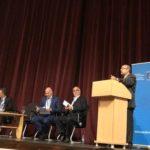 Ο πρόεδρος του EHICA συμμετείχε στο 9ο forum «Πολιτιστικές διαδρομές» του συμβουλίου της Ευρώπης