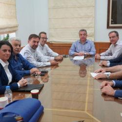 Η Περιφέρεια Κρήτης προωθεί τους βιώσιμους Στόχους του ΟΗΕ για την ανάπτυξη