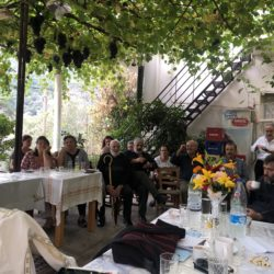 Επίσκεψη του Πανεπιστημίου των Ορέων (ΠτΟ) στον Δήμο Πλατανιά