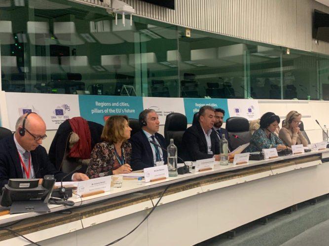 Στ. Αρναουτάκης: «Στόχος μας μια συμφωνία στη Μεσόγειο που θα ενισχύει τη σταθερότητα, την ευημερία και την ανάπτυξη»
