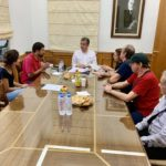 Γραφομηχανές, υπολογιστές και εκπαίδευση στους τυφλούς της Κρήτης με την στήριξη της Περιφέρειας