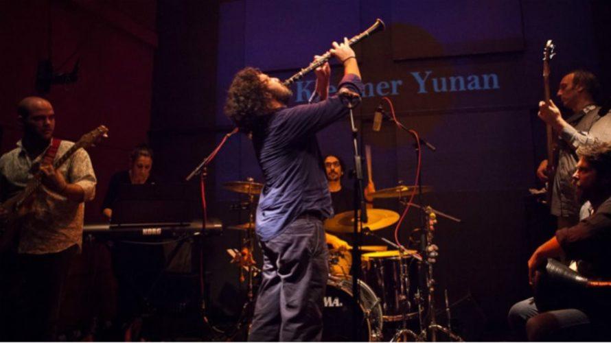 Συναυλία των Klezmer Yunan στην συναγωγή Ετς Χαγίμ