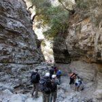 Ο Ορειβατικός στο Φαράγγι Ίμπρου Σφακίων