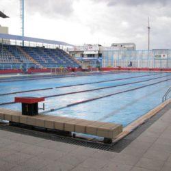 Αυτοψία στο Κολυμβητήριο σήμερα από τεχνικό κλιμάκιο τς ΓΓΑ