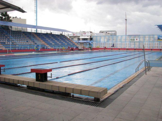 Συνάντηση Αυγενάκη – Παπαδογιάννη: Επιταχύνονται οι διαδικασίες εκσυγχρονισμού του Κολυμβητηρίου Χανίων