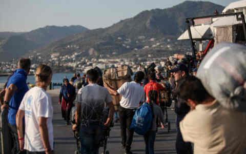 Στοιχεία- σοκ για τις αφίξεις προσφύγων και μεταναστών: 46.000 έφθασαν από τον Ιούλιο στη χώρα