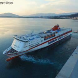 """""""Καλύτερη Εταιρεία στην Ελληνική Ακτοπλοΐα"""", οι Μινωικές Γραμμές"""