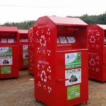 Οδηγίες του δήμου Πλατανιά για τους κόκκινους κάδους ανακύκλωσης ρουχισμού