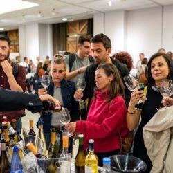 """""""ΟιΝοτικά"""" Αθήνας: Τα κρασιά της Κρήτης έδωσαν ξανά το δυναμικό παρόν στην πρωτεύουσα"""