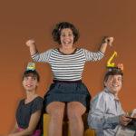 «Ιστορίες στο Τάκα-Τάκα», η νέα παιδική παράσταση του ΔΗΠΕΘΕΚ
