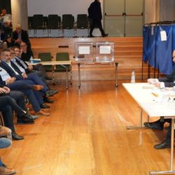 Τα τελικά αποτελέσματα των εκλογών της ΠΕΔ Κρήτης