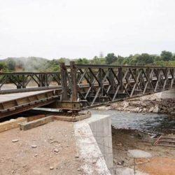 Μέχρι την Τετάρτη κλειστή η στρατιωτική γέφυρα του Αλικιανού