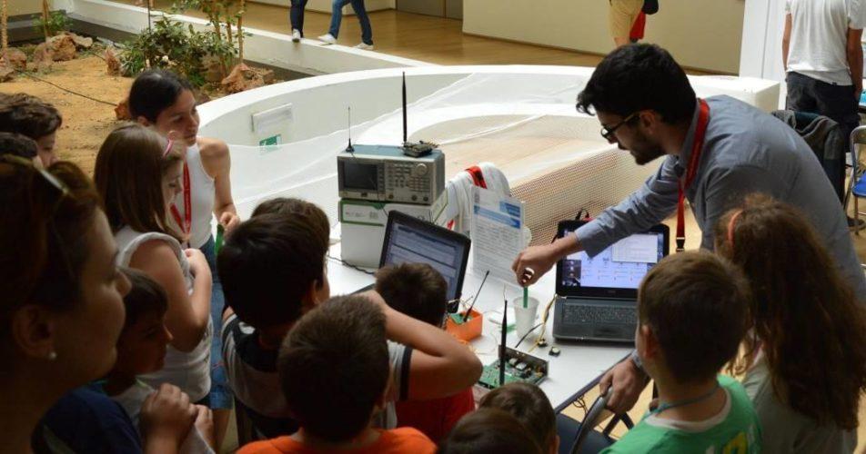 Στις 16/11 η καθιερωμένη ημέρα Επιστήμης και Τεχνολογίας για παιδιά, στο Πολυτεχνείο Κρήτης