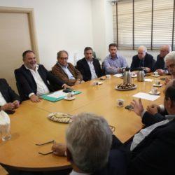 Συγκροτήθηκε σε σώμα το Δ.Σ. της ΠΕΔ Κρήτης. Γραμματέας ο Γιάννης Μαλανδράκης