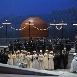 Προβολή παράστασης της Metropolitan Opera το Σάββατο στο Αρσενάλι
