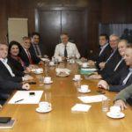 Σύσκεψη του Υπουργού Εσωτερικών με τους Περιφερειάρχες