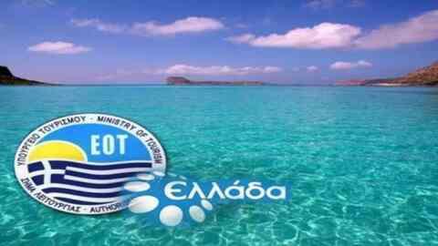 Διαφημιστική προβολή της Ελλάδας σε Twitter και Αccuweather το 2020, από τον ΕΟΤ
