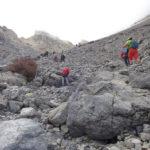 Ο Ορειβατικός από τον Αζογυρέ Σελίνου στο Φαράγγι Ανύδρων