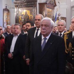 Το σαφές μήνυμα του Προκόπη Παυλόπουλου από τα Χανιά προς την Τουρκία για τις διεκδικήσεις στην ...Κρήτη