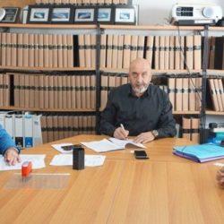 Σύμβαση για την επισκευή του κτιρίου του Λιμεναρχείου στην Σούδα