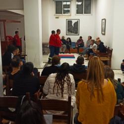 Την ερχόμενη Δευτέρα ο β' κύκλος του σεμιναρίου πρώτων βοηθειών στο ΕΒΕΧ