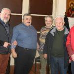 Συνάντηση Καλογερή με το Δ.Σ. Ένωσης Τουριστικών Καταλυμάτων