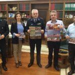 Ενημερωτικό έντυπο Περιφέρειας Κρήτης και Πυροσβεστικής για τους κινδύνους από τα ακραία καιρικά φαινόμενα του χειμώνα