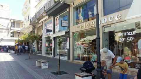 Ο δήμος Χανίων θα συνεχίζει να στηρίζει τους Χανιώτες εμπόρους
