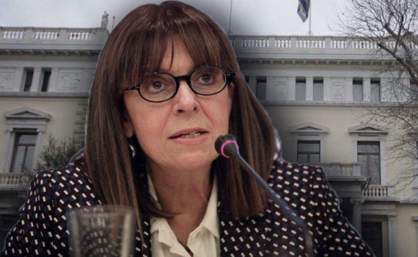 Αικατερίνη Σακελλαροπούλου: Εκλέγεται Πρόεδρος της Δημοκρατίας την ερχόμενη Τετάρτη