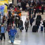 Αεροδρόμια: Διακινήθηκαν 65,3 εκατ. επιβάτες το 2019