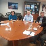 Στο υπουργείο Ναυτιλίας η συντονίστρια της Αποκεντρωμένης Διοίκησης, για θέματα λιμανιών και χερσαίων ζωνών