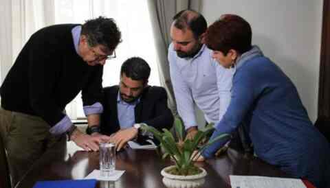 Κώστας Συνολάκης: Άμεσα η αντιμετώπιση της διάβρωσης του κόλπου των Χανίων, πριν είναι αργά