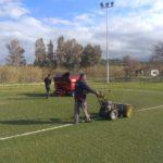 Ολοκληρώθηκαν οι εργασίες συντήρησης στα γήπεδα Ποδοσφαίρου, του Δήμου Πλατανιά