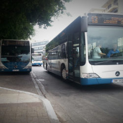 Το lockdown φέρνει αραίωση των δρομολογίων του Αστικού ΚΤΕΛ Χανίων