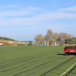 Ανακαινίσθηκαν τα δημοτικά γήπεδα των Χανίων