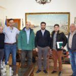 Για τα έργα στο κέντρο της πόλης, ενημέρωσαν τον δήμαρχο Χανίων οι υπεύθυνοι του ΟΤΕ