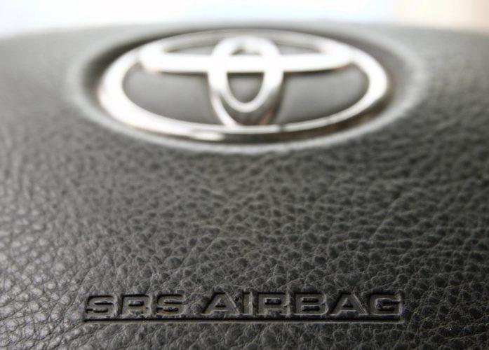 Ανακαλούνται 5000 Toyota στην Ελλάδα λόγω προβλημάτων στον αερόσακο